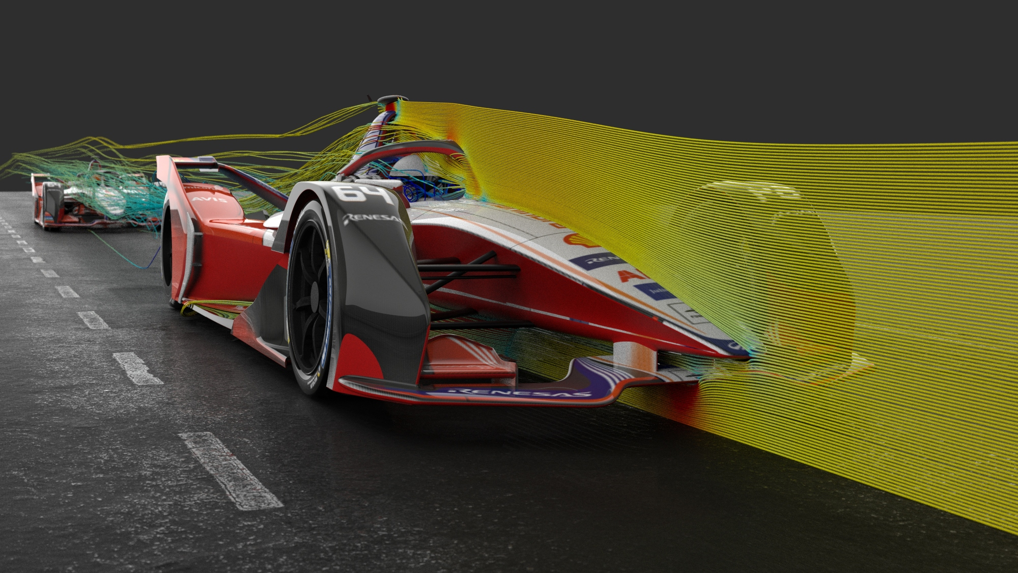 Battery Development render - Mahindra Racing - Voxdale